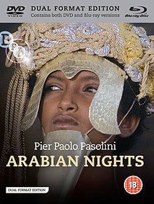 Arabian Nights [Dual Format Edition] (Blu-ray & DVD) (C-18)Blu-ray
