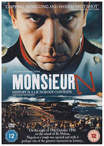 Monsieur N (DVD) (C-12)Blu-ray