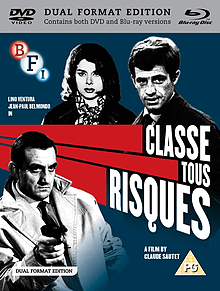 Classe Tous Risques [Dual Format Edition] (Blu-ray & DVD) (C-12)Blu-ray