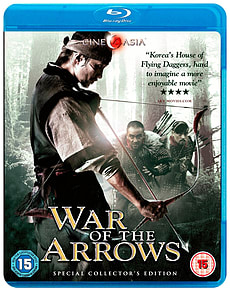 War Of The Arrows (Blu-Ray) (C-15)Blu-ray