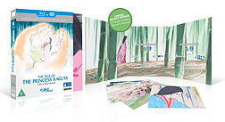 Tale Of The Princess Kaguya Coll Ed (Blu-Ray)Blu-ray