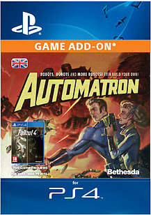 Fallout 4 - Automatron Pack for PS4