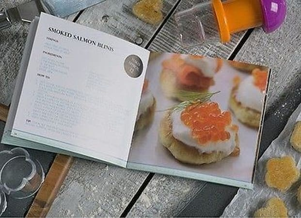Buy lets get baking party food recipe book gift set free uk lets get baking party food recipe book gift set forumfinder Choice Image