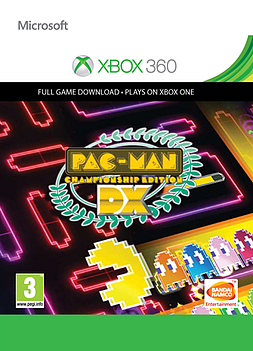 Pac-Man Championship Edition DX for XBOX360