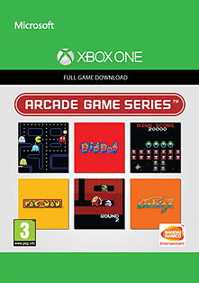 Arcade Game Series 3-in-1 Pack for XBOX ONE