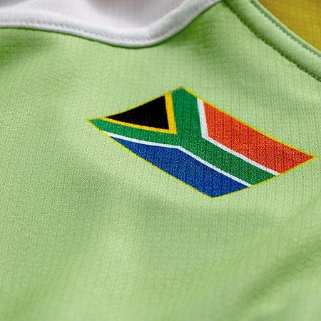 1687c806a700 Asics South Africa Springboks Mens Sevens Away Match Jersey Shirt White -  XXL