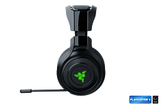 Razer Man O' War Wireless Headset screen shot 4