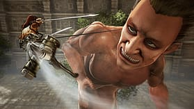 Attack On Titan: Wings of Freedom screen shot 1