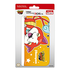 Yo Kai Watch Duraflexi Protector2DS/3DSCover Art