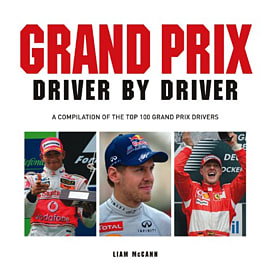 Grand Prix Driver By DriverBooks