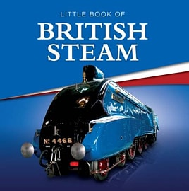 Little Book Of British SteamBooks