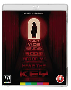 Your Vice Is A Locked Room And Only I Have The Key (Blu Ray)Blu-ray