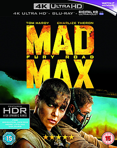 Mad Max: Fury Road (BD 4K)Blu-ray