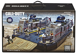 Mega Bloks Call Of Duty Hovercraft.Blocks and Bricks