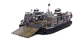 Mega Bloks Call Of Duty Hovercraft. screen shot 1
