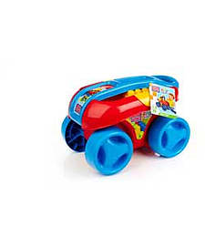 Mega Bloks Play N Go Wagon.Blocks and Bricks