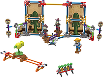KNEX Plants Vs Zombies Wild West Skirmish. screen shot 1