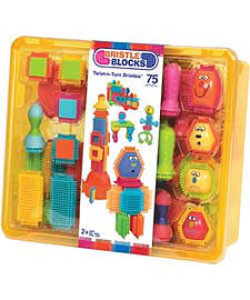 Bristle Blocks Twist 'N' Turn Bristles.Blocks and Bricks