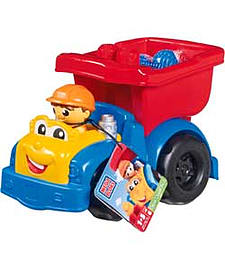 Mega Bloks First Builders Lil' Vehicle Assortment.Blocks and Bricks
