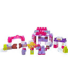 Mega Blocks Junior Builders - Pretty Pony Stable.Blocks and Bricks