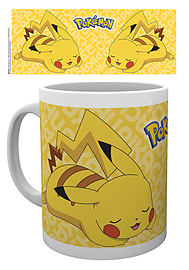 Pokemon Pikachu Rest 10oz Boxed MugHome - Tableware