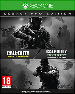 Call of Duty: Infinite Warfare - Legacy Pro EditionXbox OneCover Art