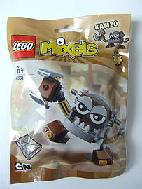 Lego Mixels series 5 Kamzo - 41538Blocks and Bricks