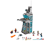 LEGO Super Heroes Avengers Attack on Avengers Tower 76038 screen shot 1