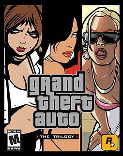 Grand Theft Auto: The Trilogy (PC)PC