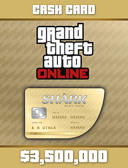 Grand Theft Auto V: Whale Shark CardPCCover Art