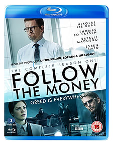 Follow The Money Season 1 (Blu Ray)Blu-ray