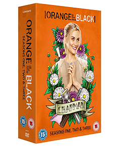 Orange Is The New Black - Season 1-3 (Blu Ray)Blu-ray