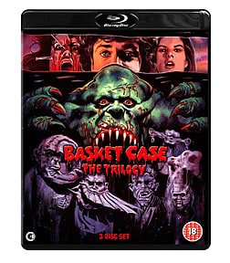Basket Case - The Trilogy (3 Disc Blu Ray) (Blu Ray)Blu-ray