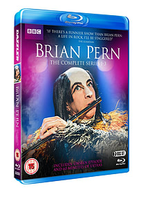 Brian Pern: The Life Of Rock / A Life In Rock / 45 Years Of Prog And Roll Blu-Ray (Blu Ray)Blu-ray