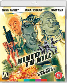 Hired To Kill (Blu Ray)Blu-ray