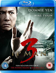 Ip Man 3 (Blu Ray)Blu-ray