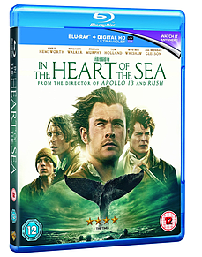 In The Heart Of The Sea BD (Blu Ray)Blu-ray