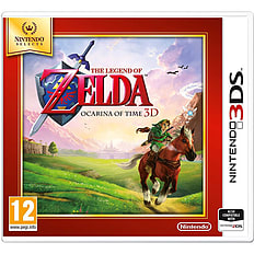 The Legend of Zelda: Ocarina of Time 3D (Nintendo Selects)2DS/3DS