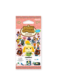 Animal Crossing amiibo Cards - Series 4Amiibo