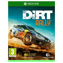 DiRT RallyXbox OneCover Art