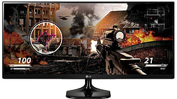 LG Ultrawide 25UM58-P 25 LED IPS LCD MonitorPC
