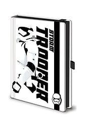 Star Wars Episode 7 force awakens stormtrooper new Official premium A5 NotebookSize:Stationery
