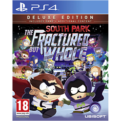 South Park: The Fractured But Whole Deluxe EditionPlayStation 4Cover Art