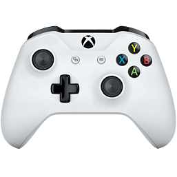 Official Xbox One White Wireless Controller