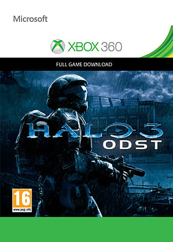 Halo 3 ODST: Campaign Edition for XBOX360