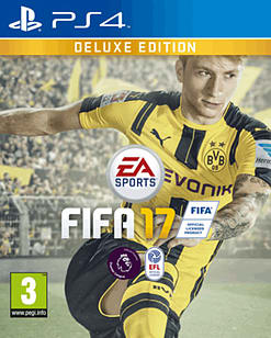 FIFA 17 Deluxe EditionPlayStation 4