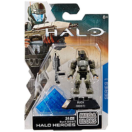 Mega Bloks Halo Heros: ODST Buck, Series 1Blocks and Bricks