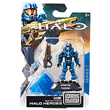 Mega Bloks Halo Heroes Thorne Figure screen shot 1