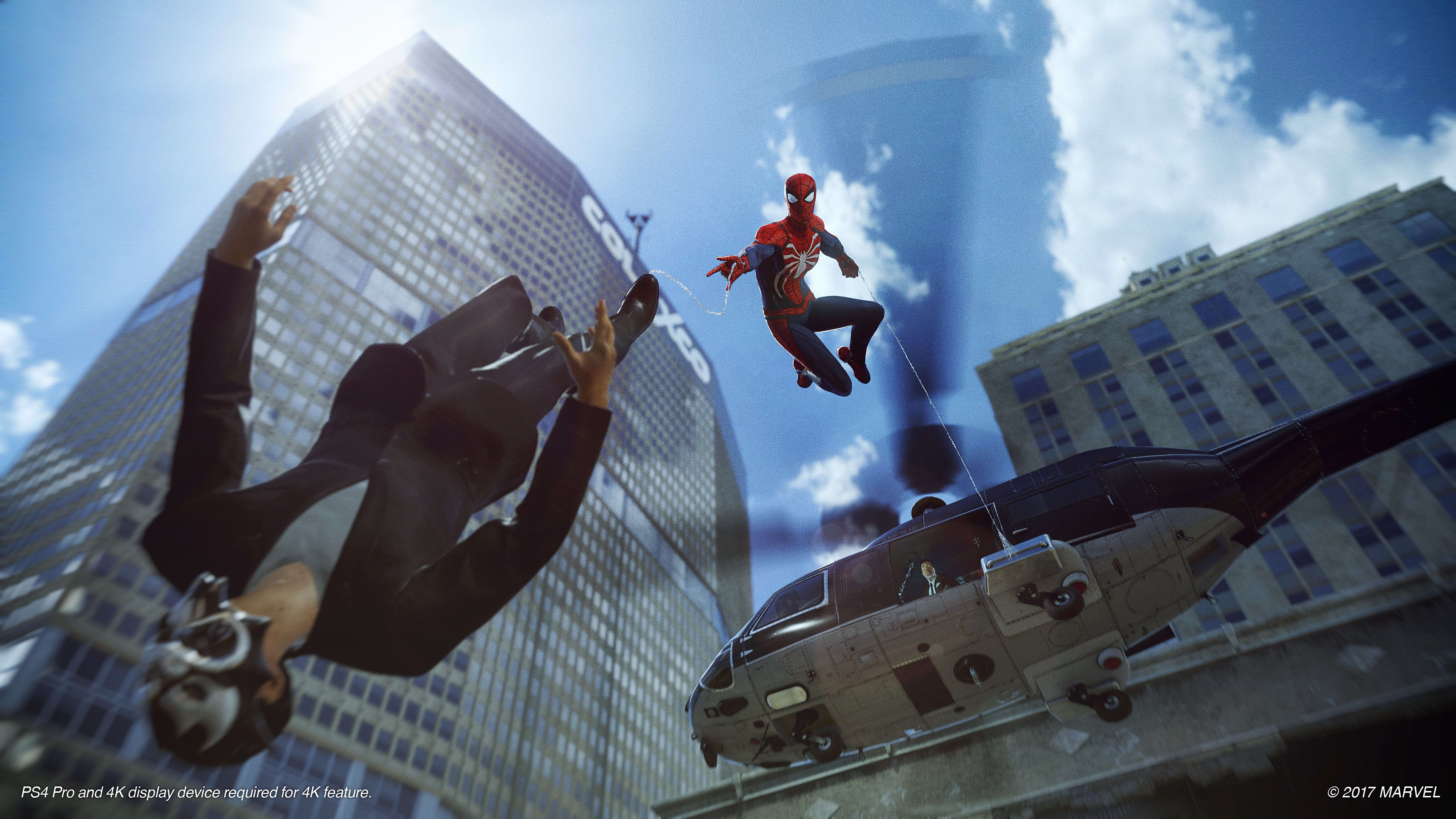 buy marvel's spider-man on ps4 | game
