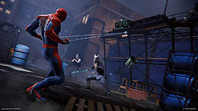 Marvel's Spider-Man screen shot 8